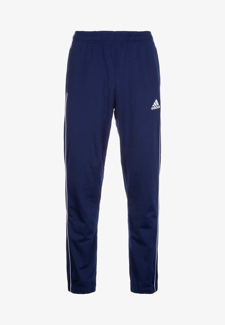 adidas Performance - CORE HERREN - Tracksuit bottoms - dark blue