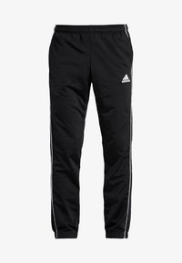 adidas Performance - CORE HERREN - Joggebukse - black - 4