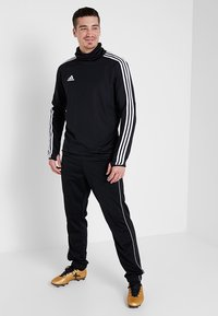 adidas Performance - CORE HERREN - Joggebukse - black - 1