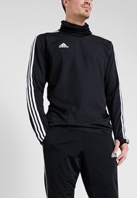 adidas Performance - CORE HERREN - Joggebukse - black - 3