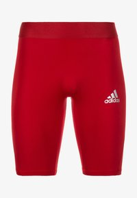 adidas Performance - ALPHASKIN  - Tights - red - 0