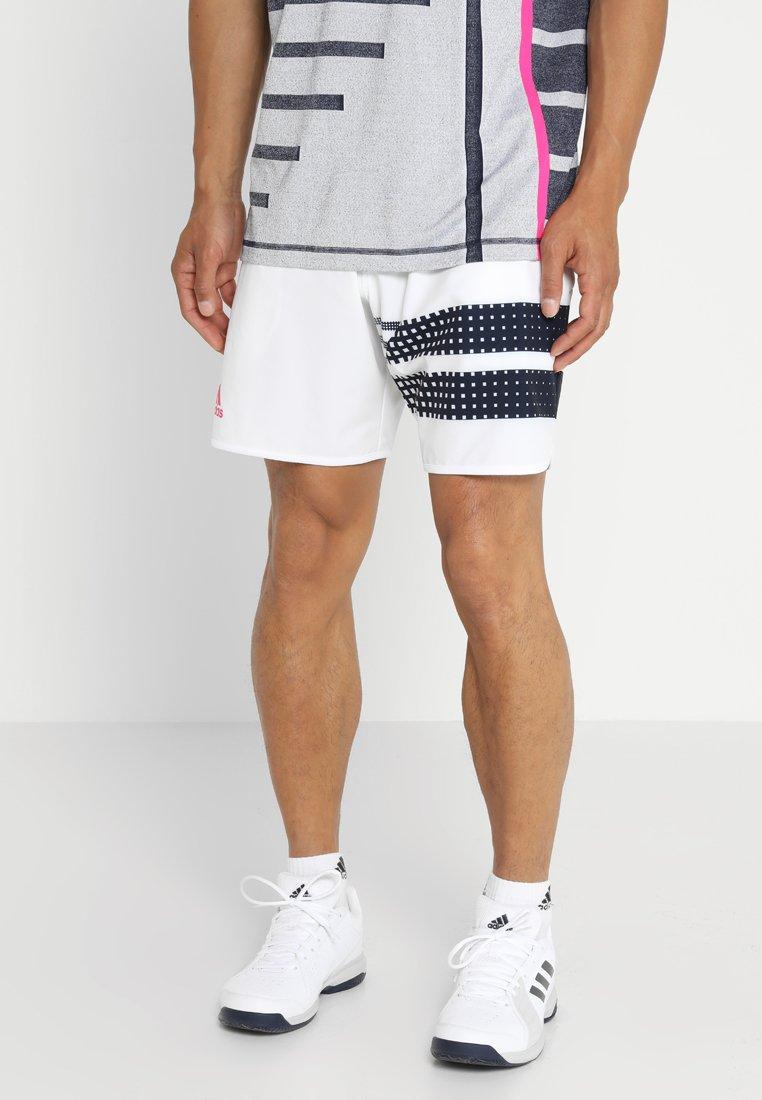 adidas Performance - SEASONAL SHORT - Short de sport - white