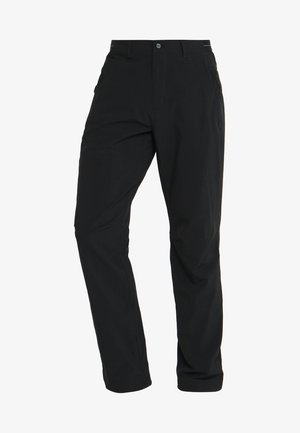 TERREX LITEFLEX HIKING - Outdoor trousers - black