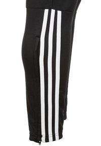 adidas Performance - REGISTA 18 - Spodnie treningowe - black / white - 3
