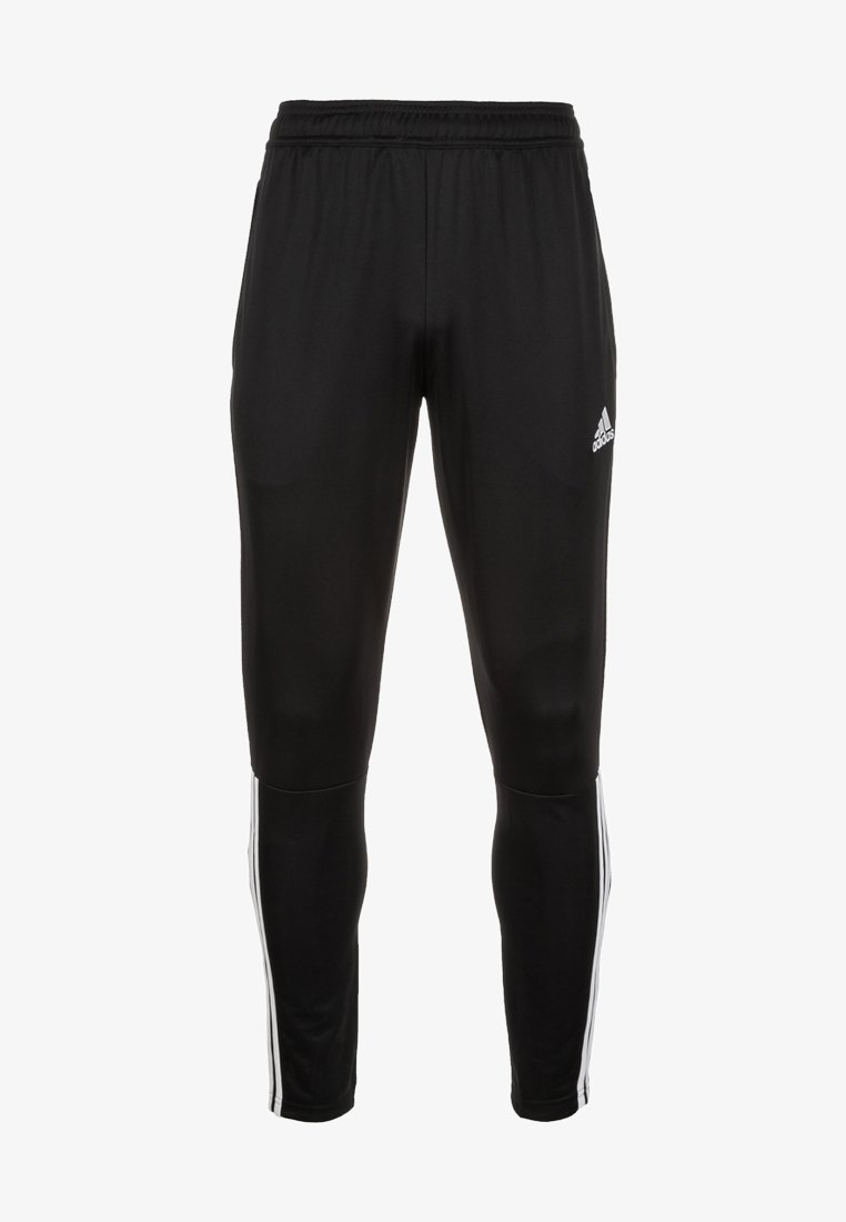 adidas Performance - REGISTA 18 - Pantalon de survêtement - black / white