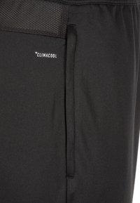 adidas Performance - REGISTA 18 - Spodnie treningowe - black / white - 2