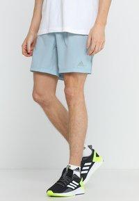 adidas Performance - SUPERNOVA SHORT - Korte broeken - ash grey - 0