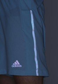 adidas Performance - SUPERNOVA SHORT - Korte broeken - ash grey - 5