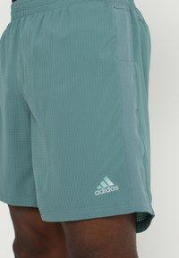 adidas Performance - SUPERNOVA SHORT - Sports shorts - rawgreen - 6