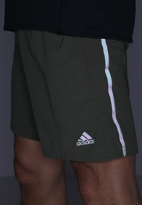 adidas Performance - SUPERNOVA SHORT - Sports shorts - khaki - 6