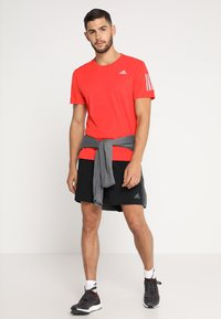 adidas Performance - SUPERNOVA SHORT - Sports shorts - black - 1