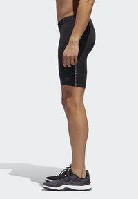 adidas Performance - SUPERNOVA TIGHTS - Tights - black - 2