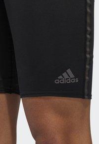 adidas Performance - SUPERNOVA TIGHTS - Tights - black - 3
