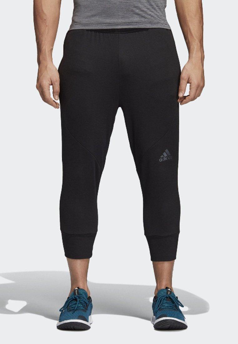 adidas Performance - Climacool 3/4 Workout Pants - Leggings - black