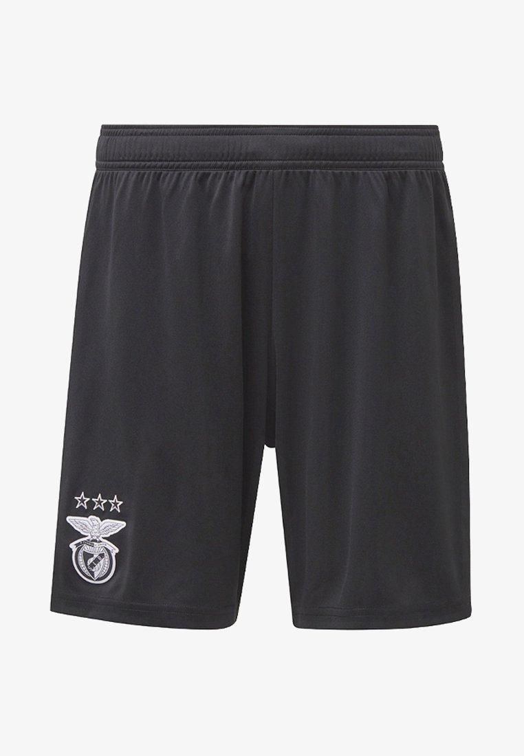 adidas Performance - BENFICA AWAYS SHORTS - kurze Sporthose - black