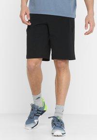 adidas Performance - TERREX LITEFLEX HIKING - Outdoor shorts - black - 0