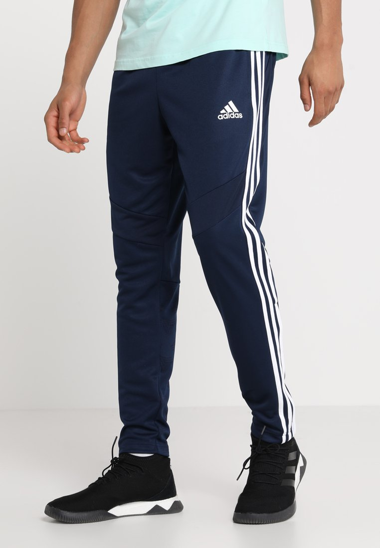 adidas Performance - TANGO AEROREADY CLIMACOOL FOOTBALL PANTS - Tracksuit bottoms - collegiate navy