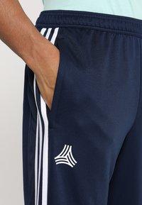 adidas Performance - TANGO AEROREADY CLIMACOOL FOOTBALL PANTS - Tracksuit bottoms - collegiate navy - 3