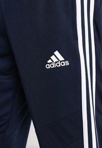 adidas Performance - TANGO AEROREADY CLIMACOOL FOOTBALL PANTS - Tracksuit bottoms - collegiate navy - 5