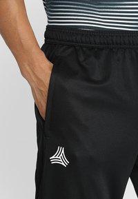 adidas Performance - TANGO AEROREADY CLIMACOOL FOOTBALL PANTS - Teplákové kalhoty - black - 5