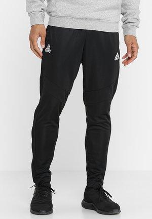 TANGO AEROREADY CLIMACOOL FOOTBALL PANTS - Tracksuit bottoms - black