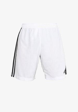 TAN - Urheilushortsit - white