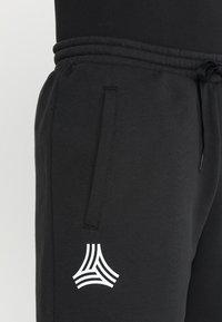 adidas Performance - TAN  - Krótkie spodenki sportowe - black - 4