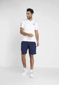 adidas Performance - CLUB SHORT - kurze Sporthose - collegiate navy/white - 1