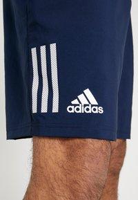 adidas Performance - CLUB SHORT - kurze Sporthose - collegiate navy/white - 5