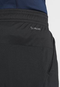 adidas Performance - CLUB SHORT - Träningsshorts - black/white - 3