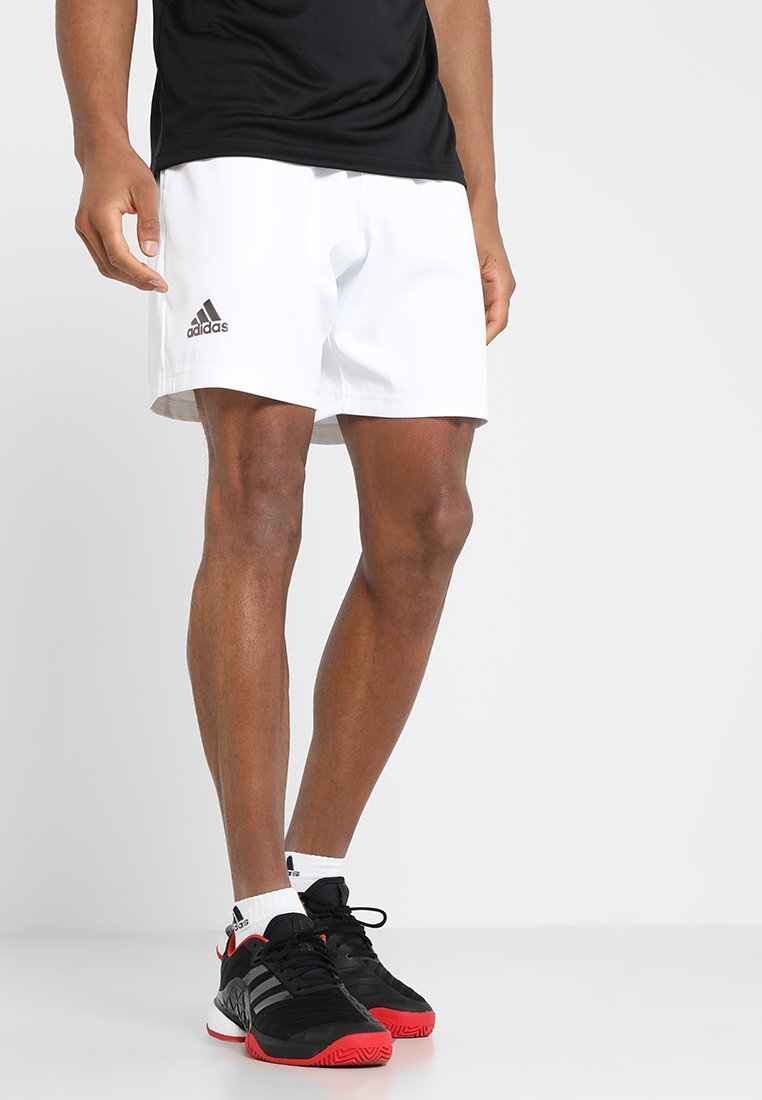 adidas Performance - CODE SHORT - kurze Sporthose - white