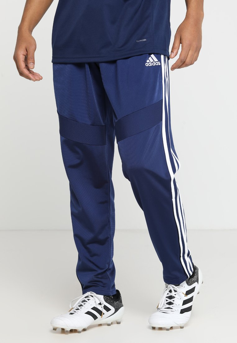 adidas Performance - TIRO - Pantalon de survêtement - darkblue/white