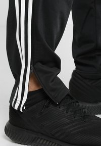 adidas Performance - TIRO - Træningsbukser - black/white - 5