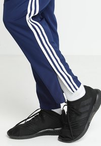 adidas Performance - TIRO 19 - Träningsbyxor - darkblue/white - 3