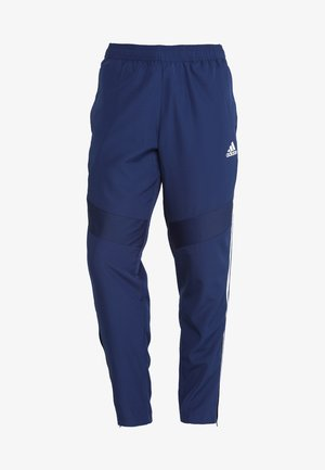 TIRO 19 - Pantalon de survêtement - darkblue/white