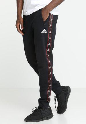 TAN HEAVY PANT - Spodnie treningowe - black