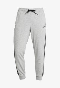 adidas Performance - Trainingsbroek - medium grey heather/black/solid grey - 3