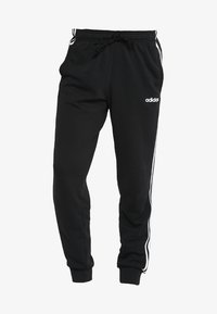 adidas Performance - Trainingsbroek - black/white - 3