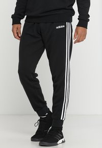 adidas Performance - Spodnie treningowe - black/white - 0