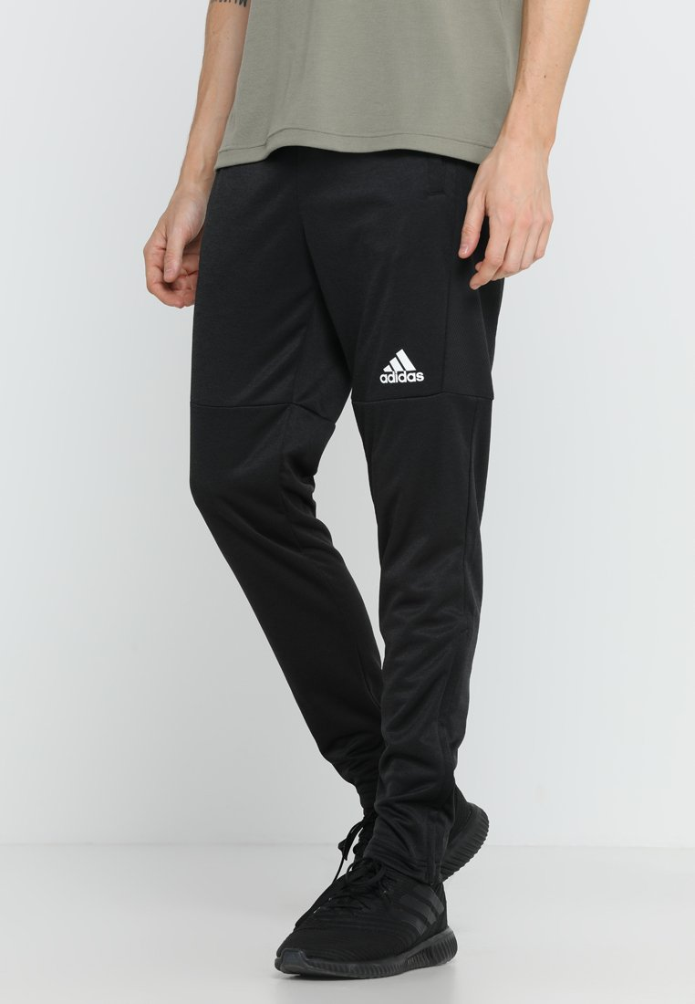 adidas Performance - LITE PANT - Tracksuit bottoms - black