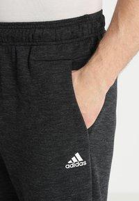 adidas Performance - ID STADIUM - Træningsbukser - black/grey six - 4