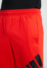 adidas Performance - Sports shorts - active red - 4
