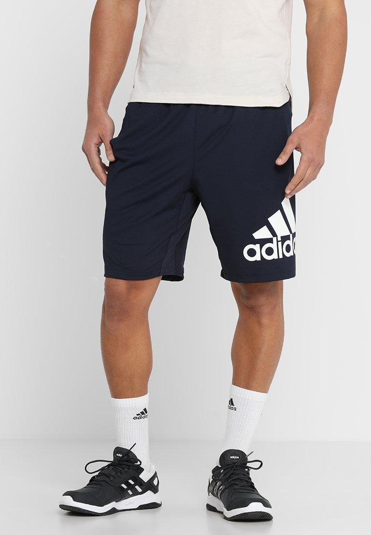adidas Performance - Sports shorts - legend ink