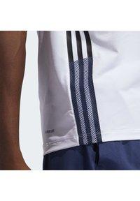 adidas Performance - KRAFT AEROREADY CLIMALITE SPORT SHORTS - Korte broeken - tecind - 9