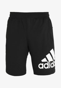 adidas Performance - KRAFT AEROREADY CLIMALITE SPORT SHORTS - Sports shorts - black
