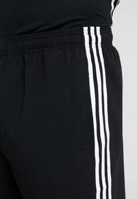 adidas Performance - CHELSEA ESSENTIALS PRIMEGREEN SPORT SHORTS - Sports shorts - black/white - 4