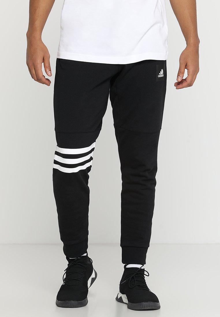 adidas Performance - ID PANT - Verryttelyhousut - black
