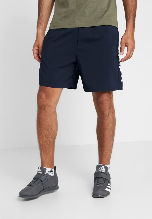 CHELSEA ESSENTIALS PRIMEGREEN SPORT SHORTS - Pantalón corto de deporte - blue