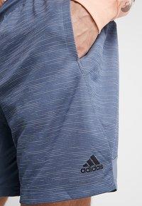 adidas Performance - Sportovní kraťasy - royal blue - 3