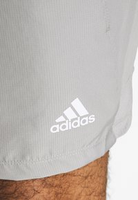 adidas Performance - 4KRFT SPORT WOVEN LIGHTWEIGHT SHORTS - Träningsshorts - medium grey heather/solid grey - 4